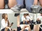 校内育チ盛リノエロスギ制服女子達モロパンツ観察校内盗撮SP動画4