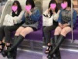 メンヘラメイクこけしちゃんのプリプリ白モモ♥