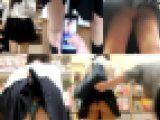 【鬼畜スカートめくりvol19】めくりモロバレ・逆さ撮り・危険な連続めくり盗撮動画
