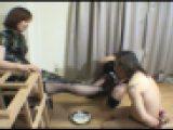 【甘美会】女子校生の人間馬調教 #008 FKD-013-08