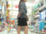 黒いスカートに白いパンチュ 買い物中の40代OLを追跡【高画質パンチラ動画】123と114~118 143~145セット販売