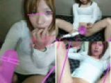 【個撮】リカ19歳フリーターな天然娘をハメ撮り