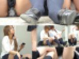 校内育チ盛リエロスギ制服女子達モロパンツ観察校内盗撮SP動画12
