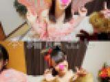 【5P乱交】ヤバイSEX試したwハロウィンで盛り上がるIカップ巨乳ビチ神女子大生(19才)x2呼び出し乱交5P 雄たけびあげまく