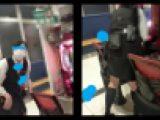 【スマホで逆さ撮り 特別編】※期間限定販売 頑張って働くパチンコ店員 エロい制服姿のスカート内撮影 隙間から生パンティゲット
