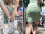 《こんな愛人GAL見つけたい!》 No.1555【Part3・美男美女カップの背徳着衣尻】