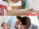 【胸ちら】買い物中の無防備な女の子たちの浮ブラ胸ちらを隠し撮り