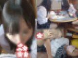 スケベ環奈ちゃんが友達の朋美ちゃんに見られながらズボズボ!朋美ちゃんもしっかり赤貝濡らしてズボズボ中出し~w①