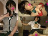 【個撮】 #12 セフレ調教 バスケ部美少女がバイブとちんこで何度もマジイキいちゃいちゃセックス